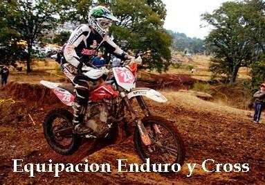 Equipacion Enduro y Cross